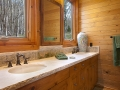 The Lodge: Master Bath