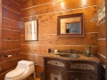 The Lodge: Powder Room